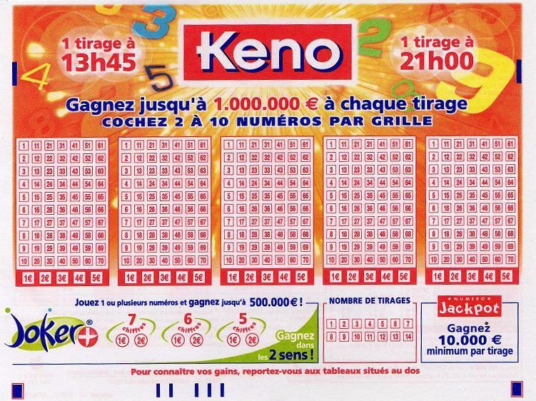 Age to play keno in nebraska